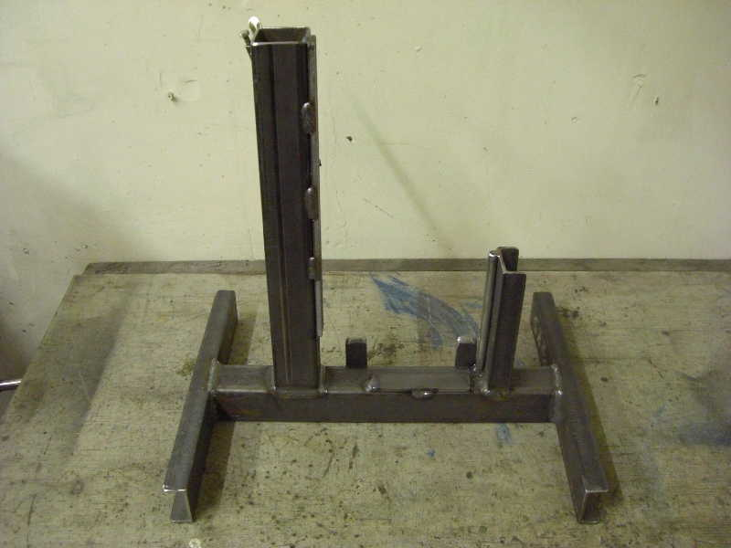 Portable Band Saw Table Plans