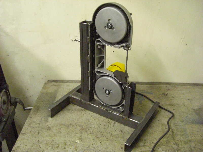 Table Band Saw For Metal 2