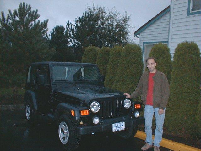 2001 Jeep Wrangler Tj Sport